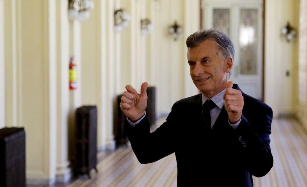 El último año de Macri