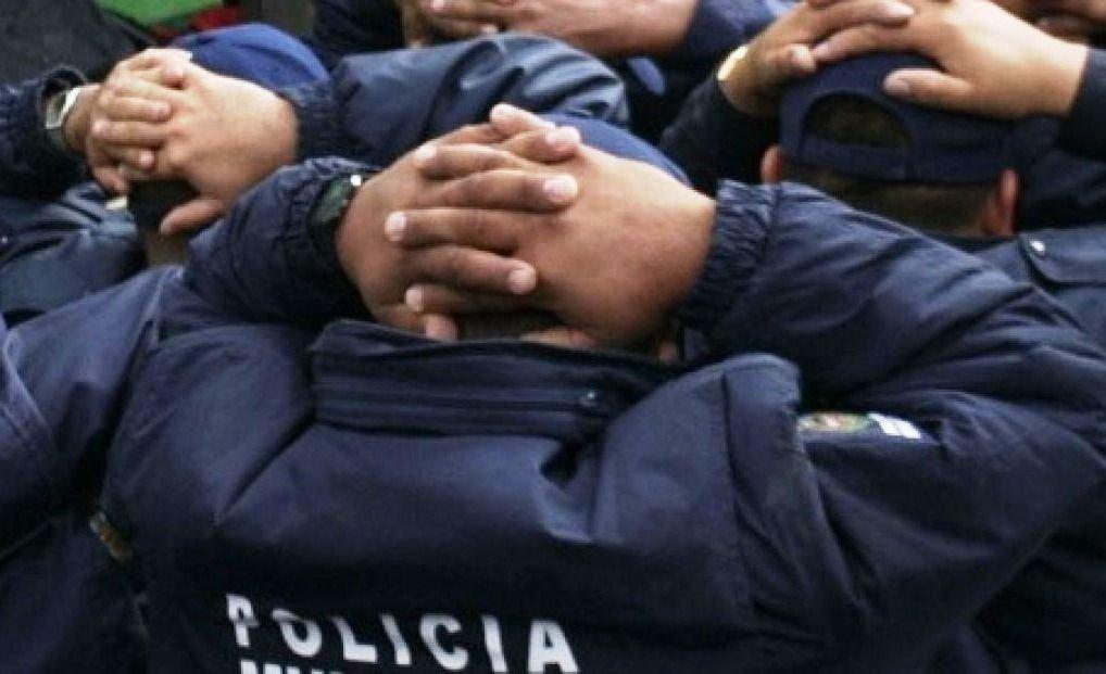 En cuatro días detuvieron a siete policías en Buenos Aires