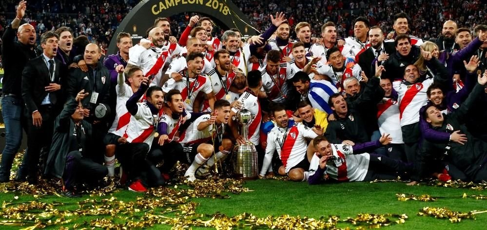 River derrotó a Boca y se coronó campeón de la Copa Libertadores