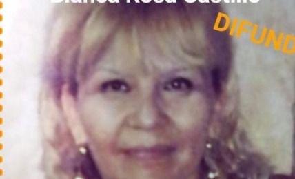 A casi un mes, nada se sabe sobre el paradero de Blanca Castillo