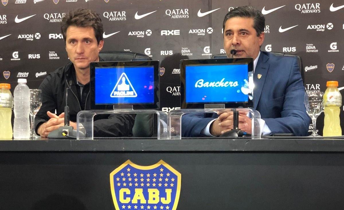 """Daniel Angelici: """"Boca sigue siendo el club más grande"""""""