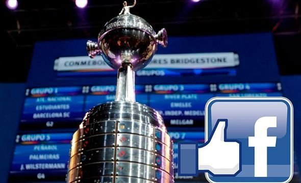 La Copa Libertadores 2019 será transmitida por Facebook