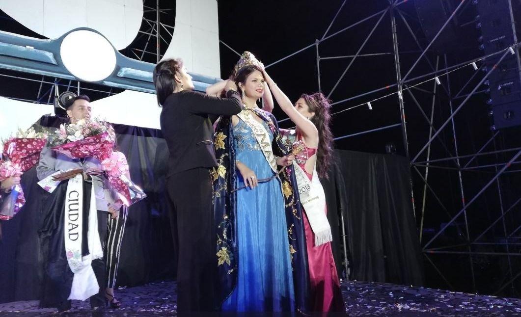 Vendimia 2019: Ana Belén Rodríguez Buttini fue electa como Reina de Maipú
