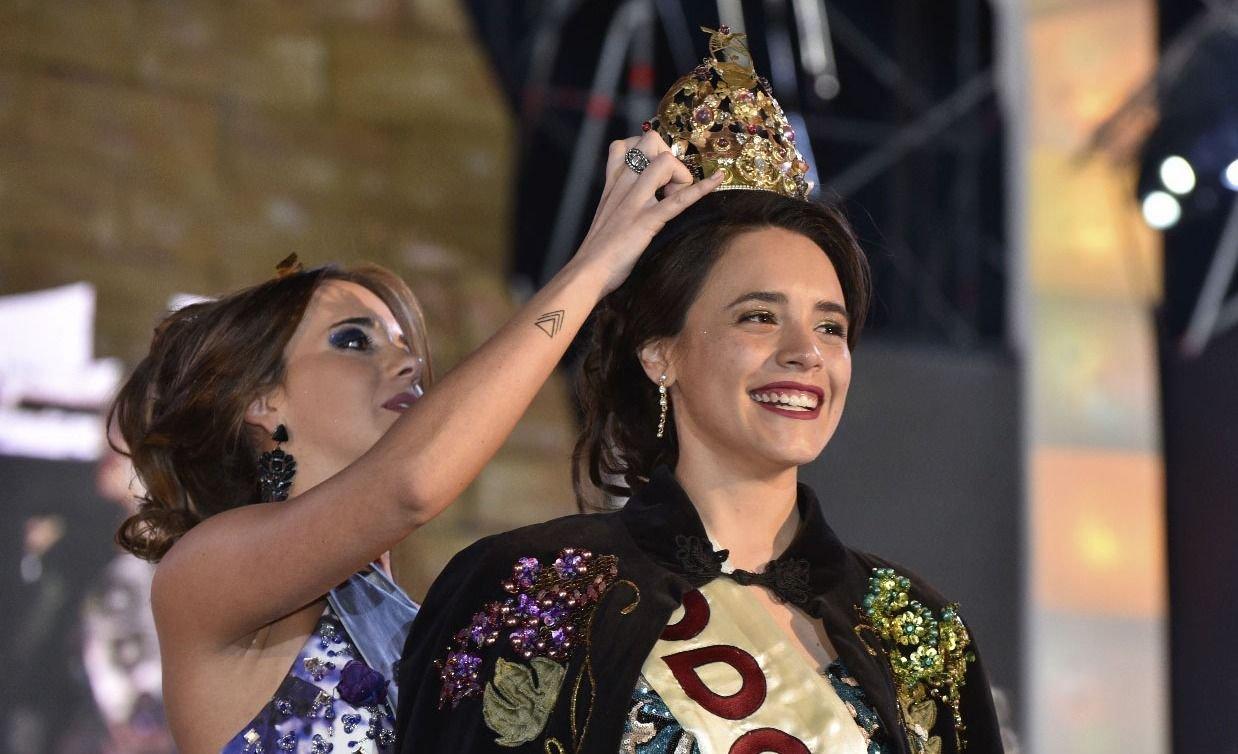 Regina Coluchi es la nueva soberana de Godoy Cruz