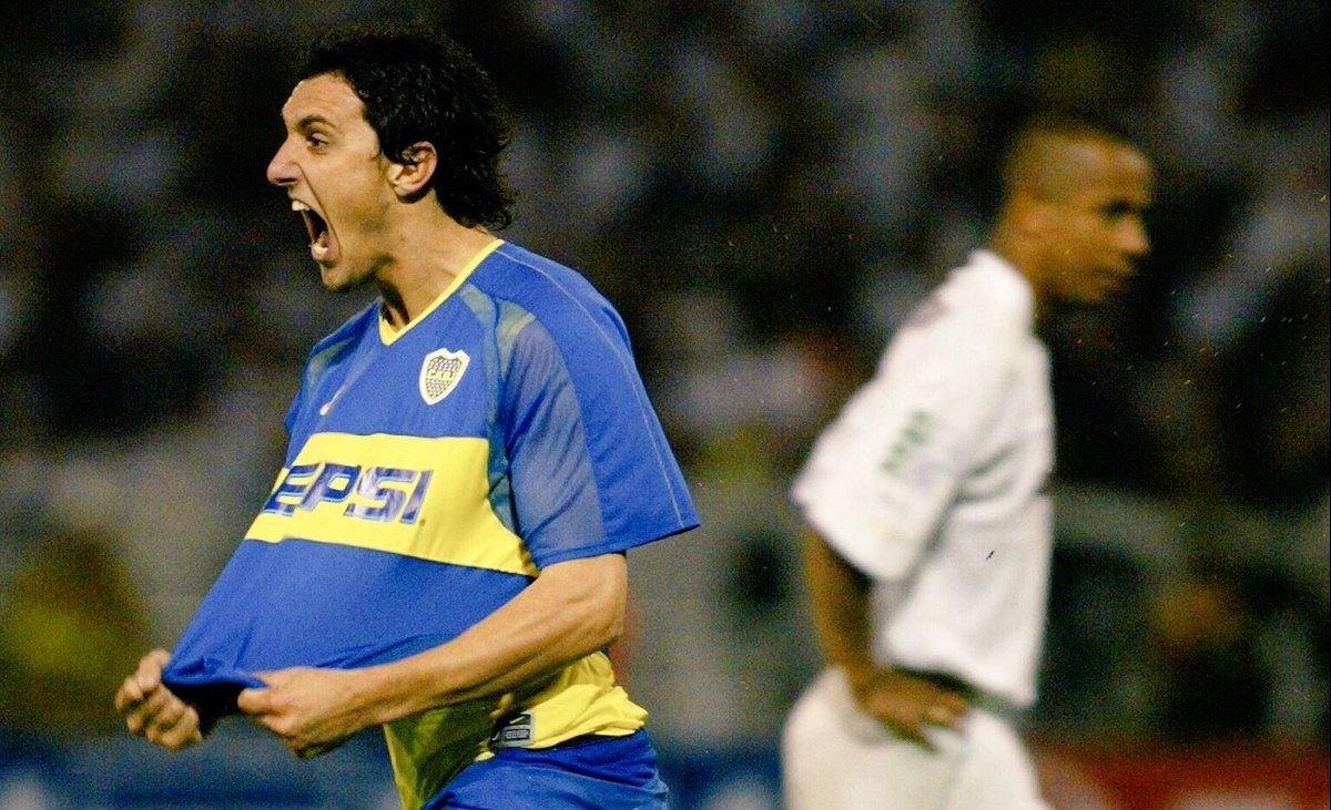 Nicolás Burdisso es el nuevo manager de Boca