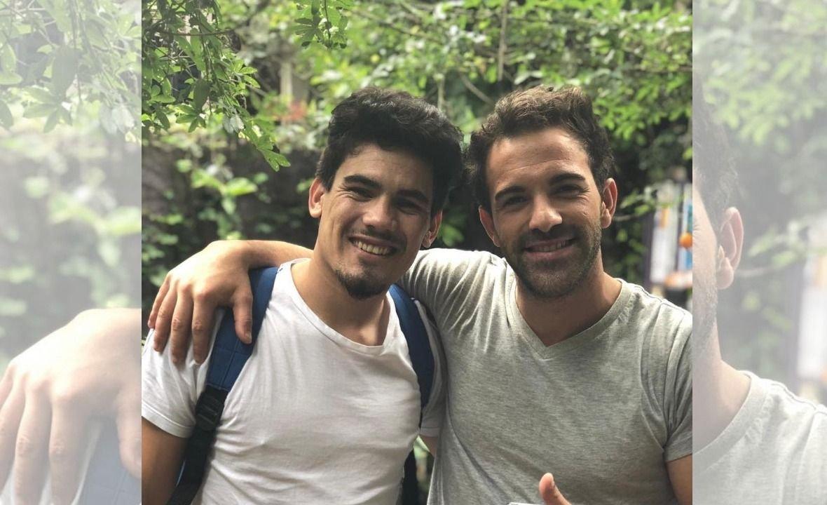 Braulio y Mario, una amistad que traspasa las cámaras