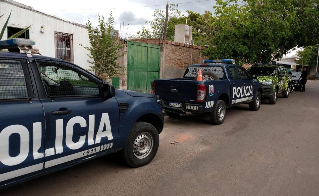 Guaymallén | Secuestraron químicos que estarían destinados a la producción de droga