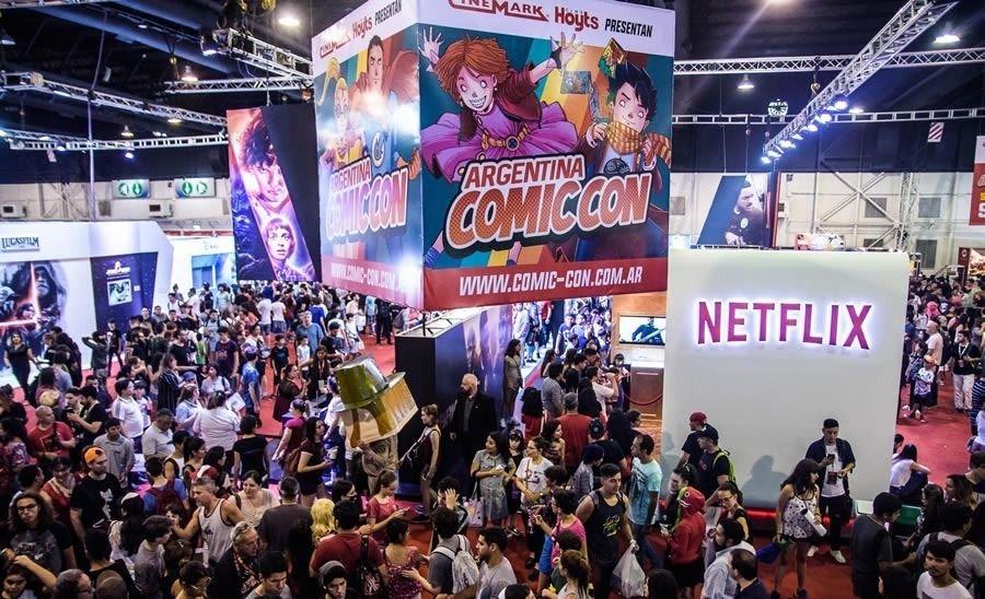 Llega una nueva edición de la Comicon 2019