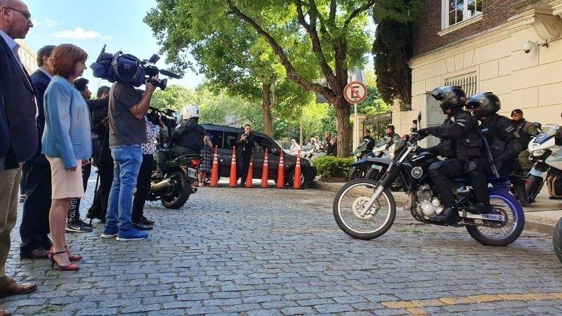 los-linces-motochorros-policía-patricia-bullrich-fotos