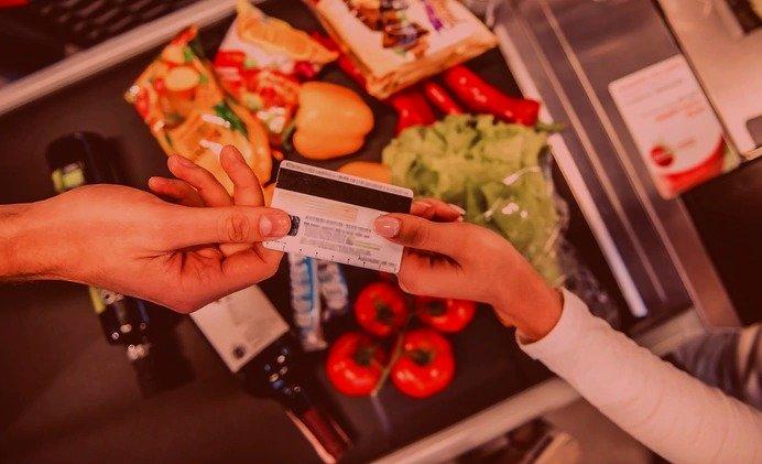 tarjeta alimentaria a quien le corresponde