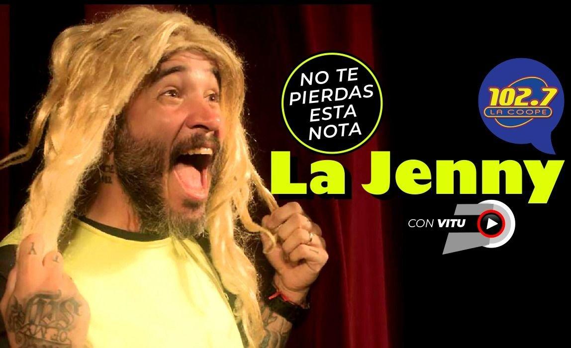 """ENTREVISTA: JENNY LA PARAGUAYA """"En el Show hablaré de todo lo que pasa en Navidad"""""""