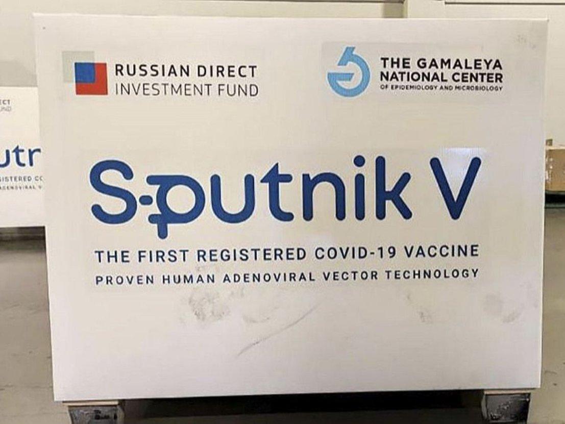 vaccine sputnix v