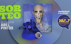 Llevate el merchandising oficial de Abel Pintos